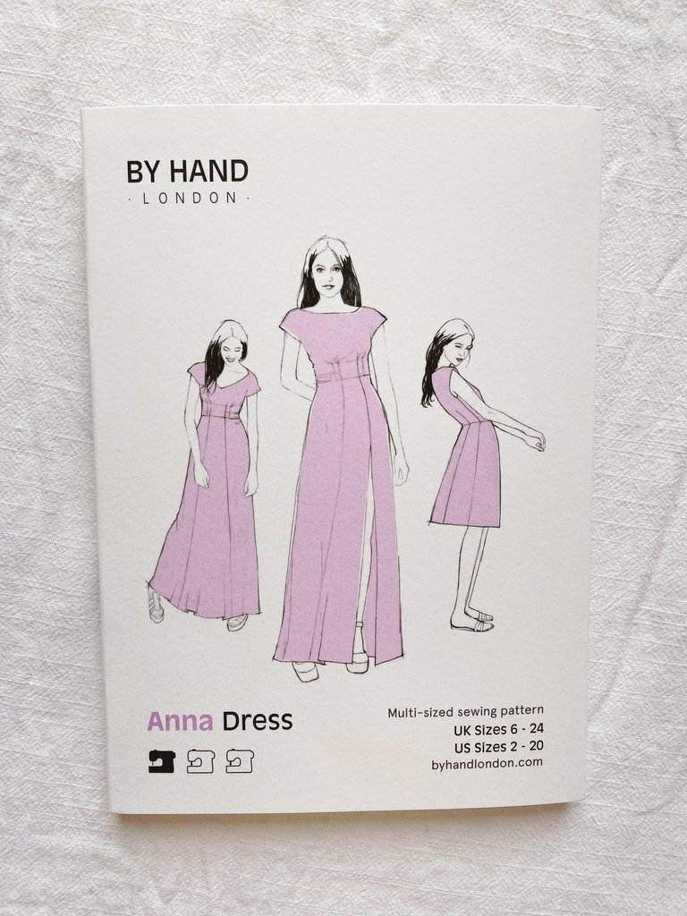By Hand London Anna Size 2-20