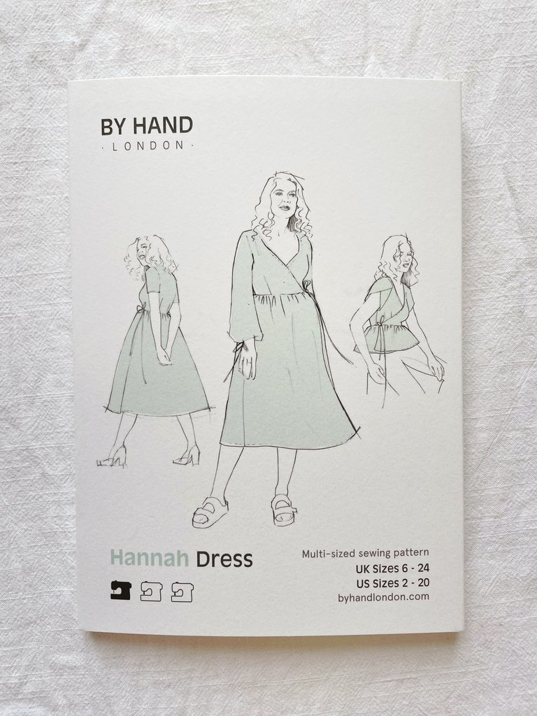 By Hand London Hannah size 2-20