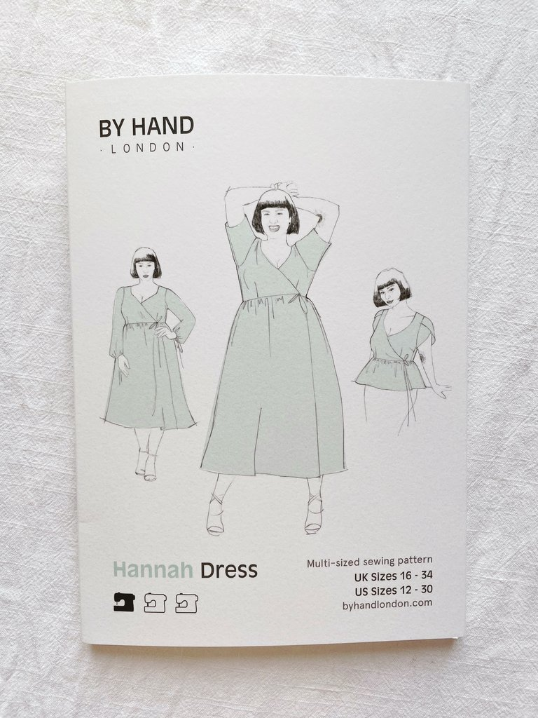 By Hand London Hannah size 12-30