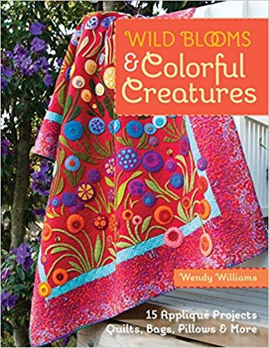 Wild Blooms & Colorful Creatures-