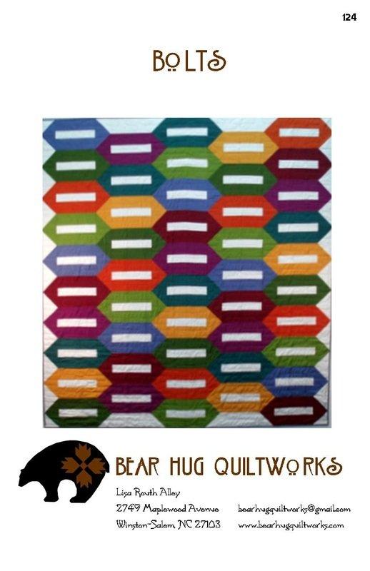 Bear Hug Quiltworks - Bolts