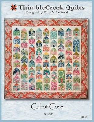 Cabot Cove Quilt Pattern