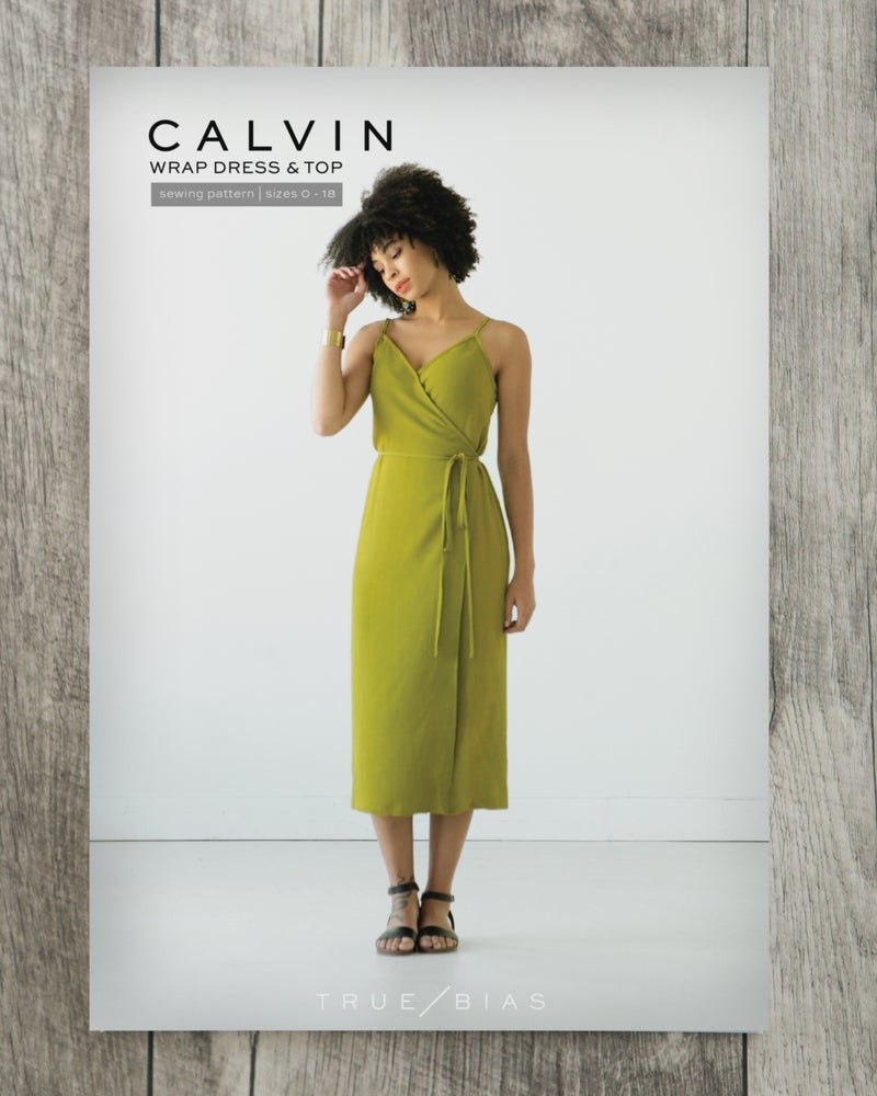 Calvin Dress & Top by True Bias