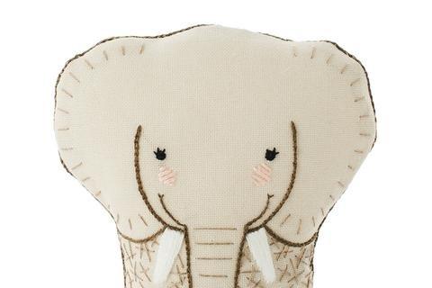 Elephant - Embroidery Kit