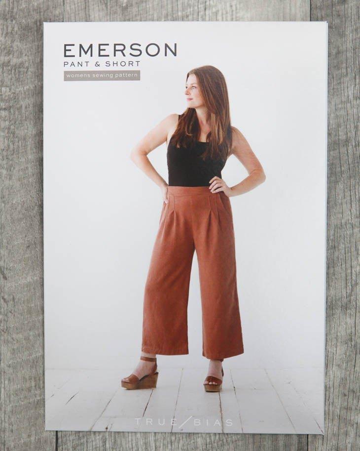 Emerson Pants & Shorts by True Bias