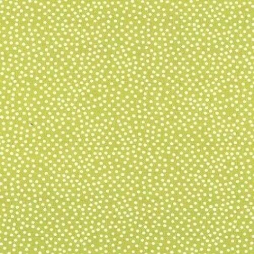 Michael Miller - Garden Pin Dot - Fern
