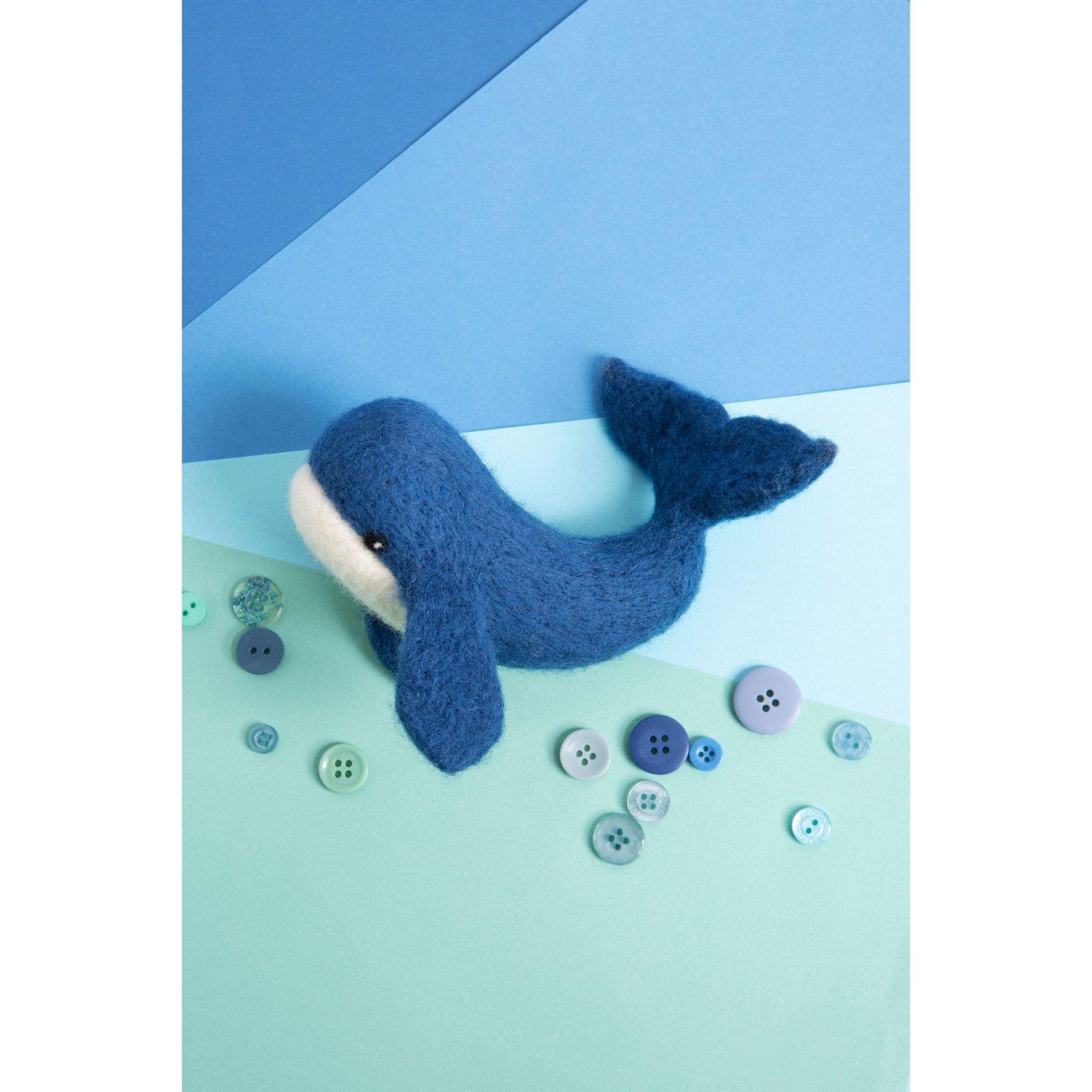 Hawthorn Handmade Whale Needle Felting Kit