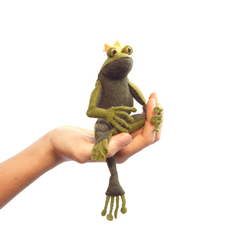 Frog Prince by Thread Follower