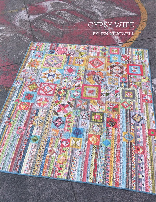 Jen Kingwell - Gypsy Wife Pattern