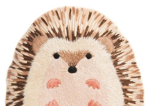 Hedgehog- Embroidery Kit