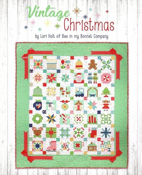 Vintage Christmas - Lori Holt