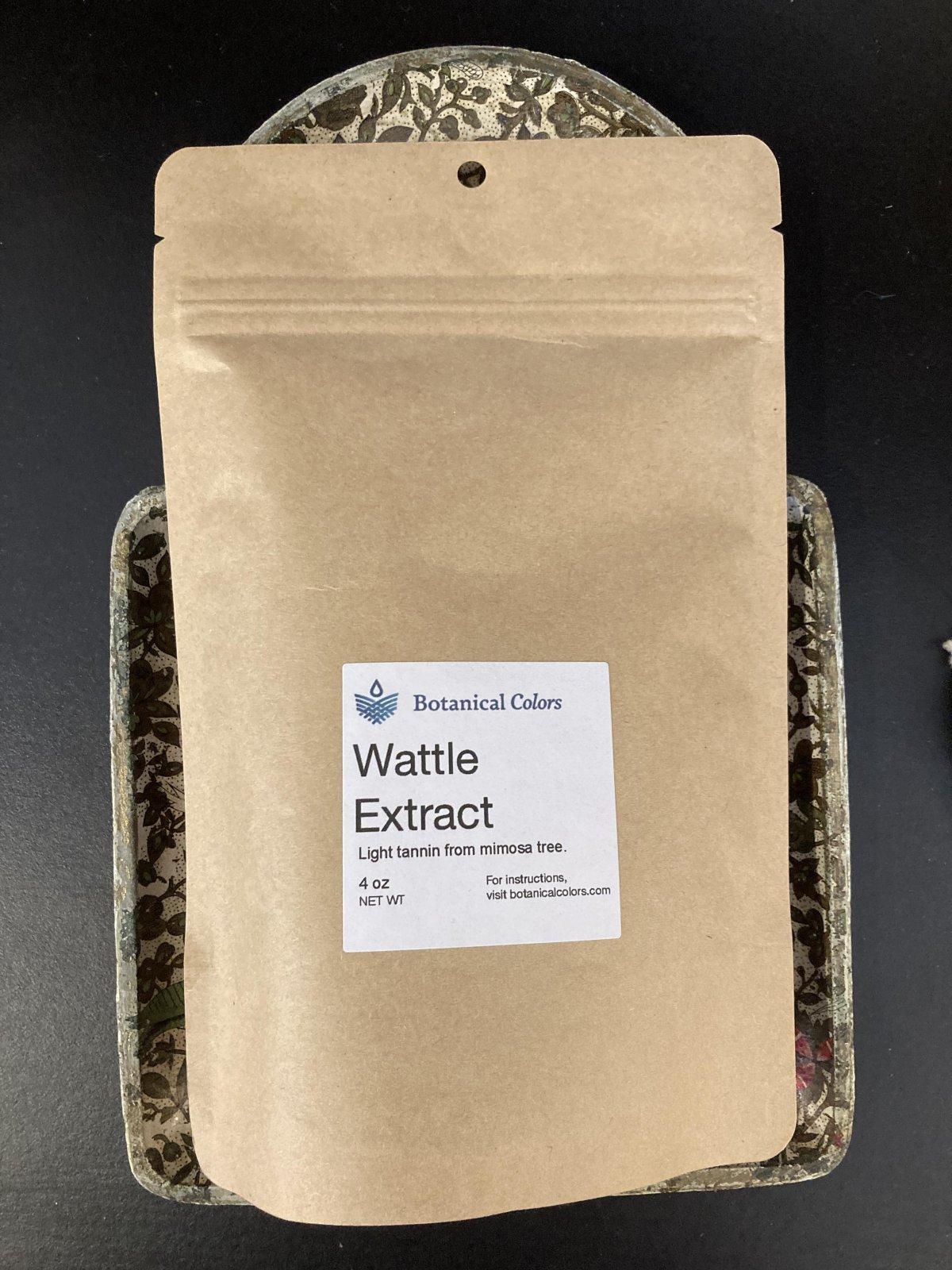 Wattle Extract 4oz