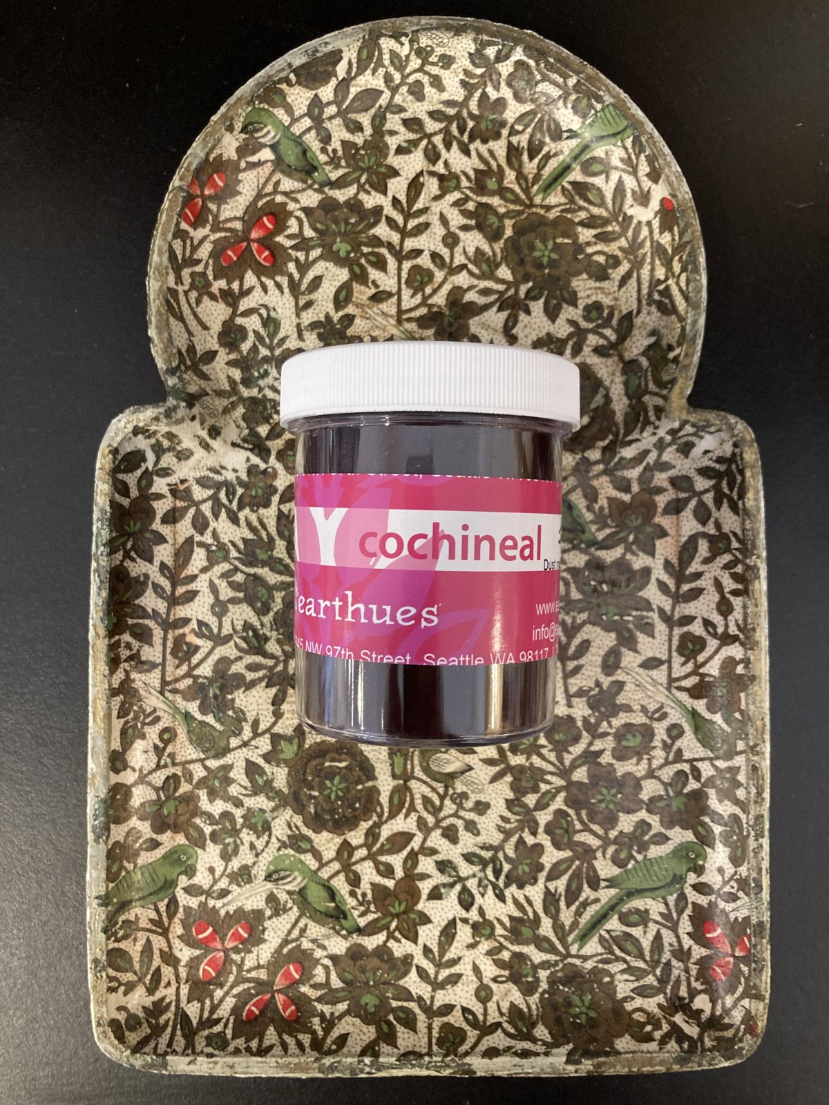Cochineal Powdered Extract 1oz