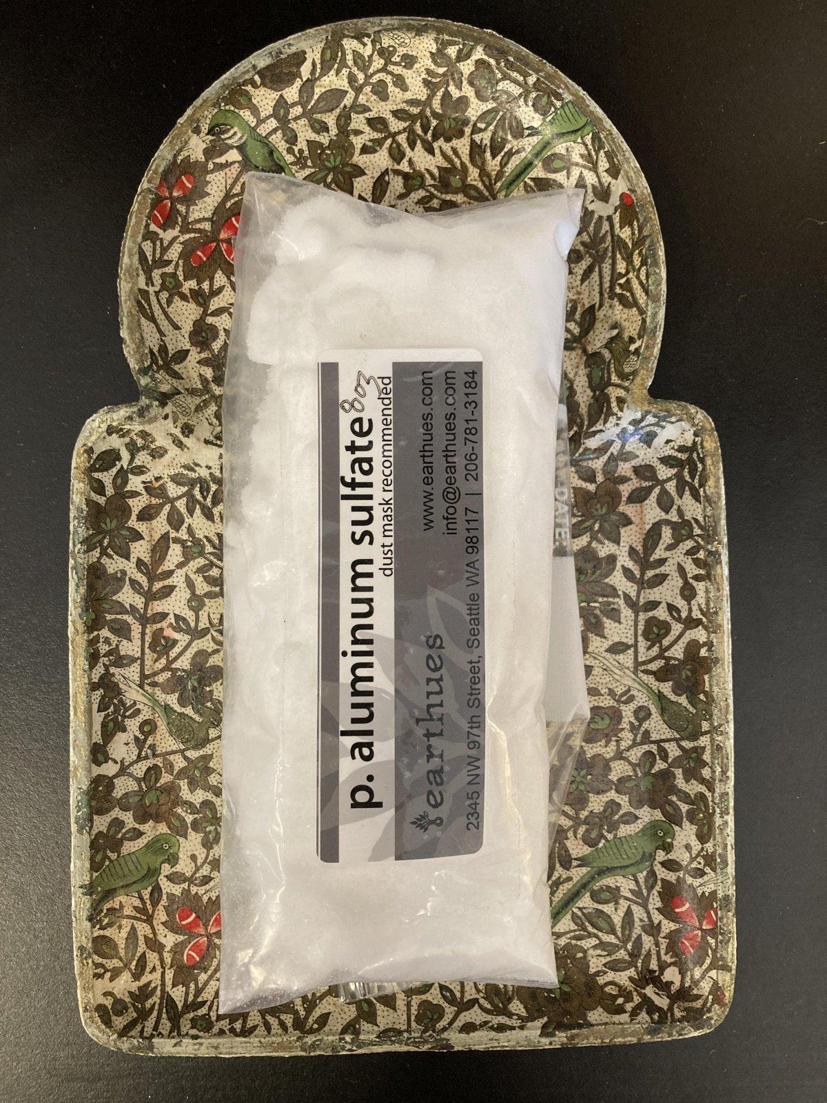 Potassium Aluminum Sulfate 8oz