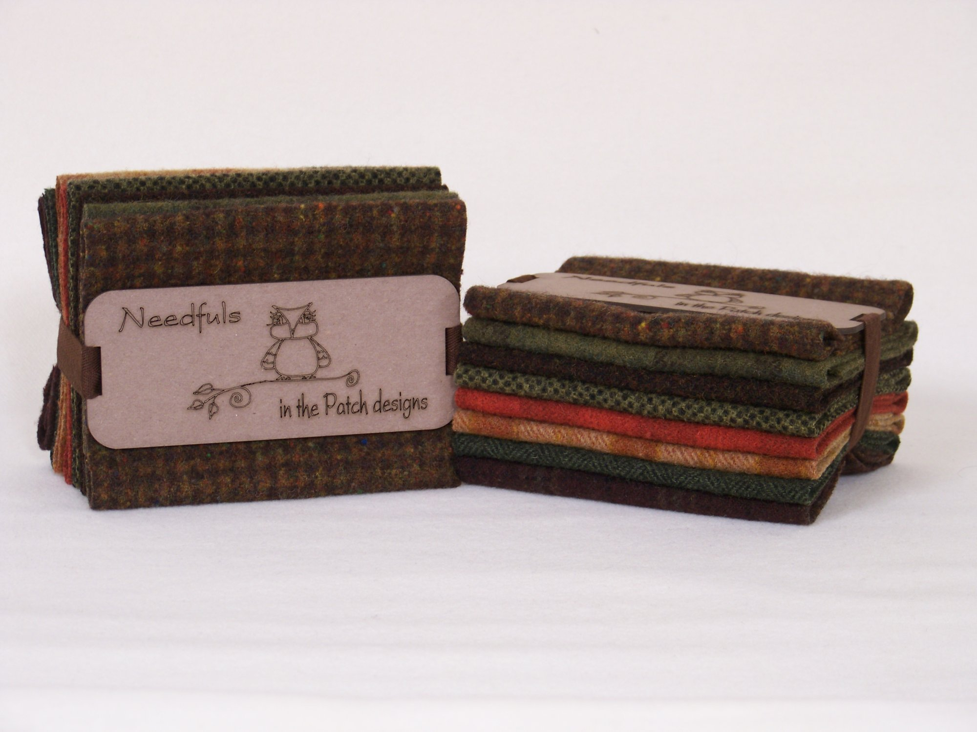 In The Patch Designs -  Wool Needfuls - Down On The Farm