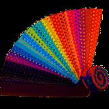 Jelly Roll - Kaffe Fassett - Classic Spot Candy