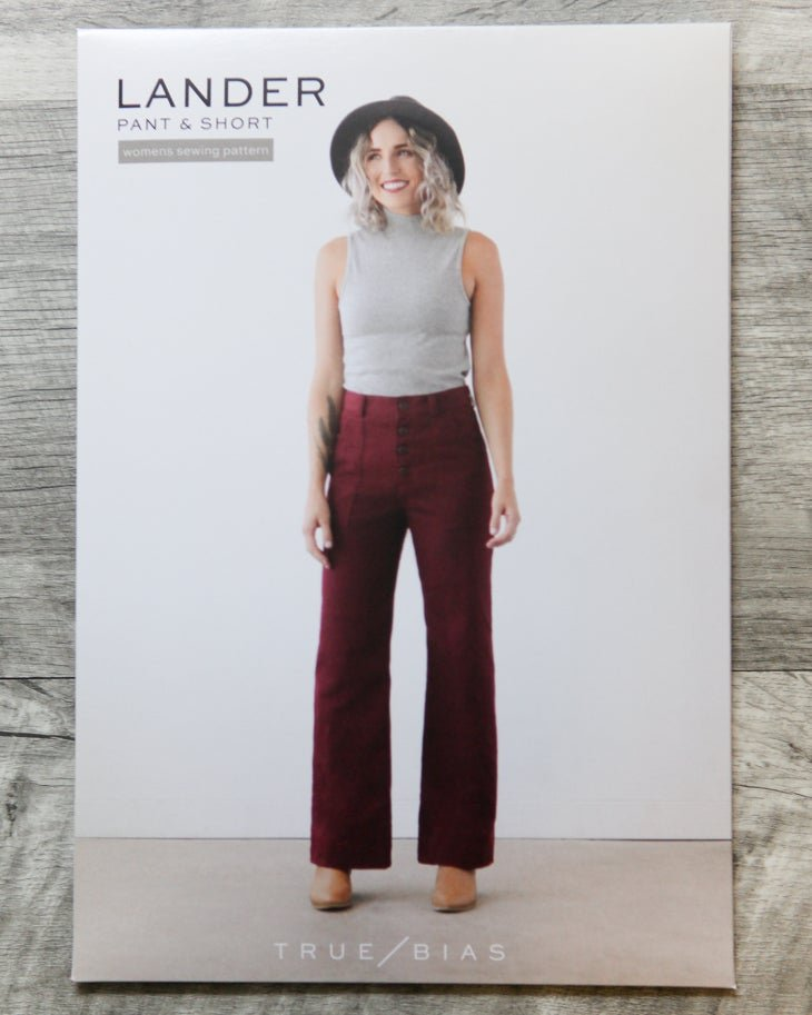 Lander Short / Pant Paper Pattern