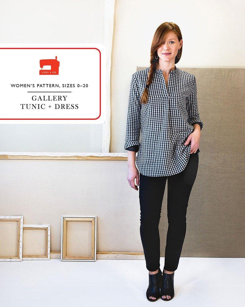 Liesl  + Co. Gallery Tunic