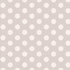 Tilda - Quilt Collection - Dots - Light Grey