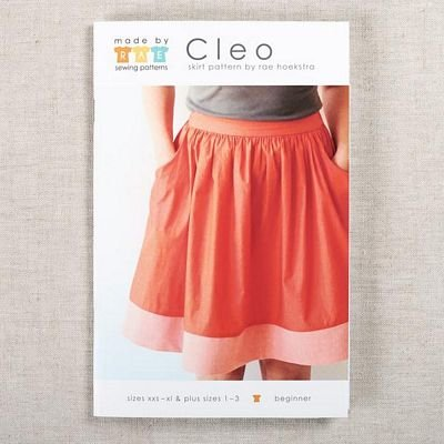 Cleo Skirt - Made by Rae