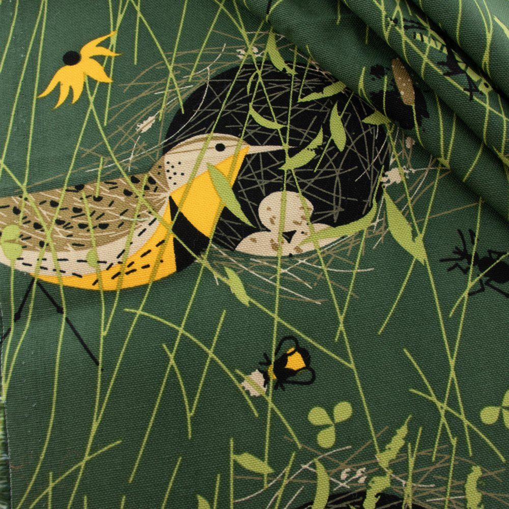 Charley Harper Canvas 2020 Eastern Meadowlark