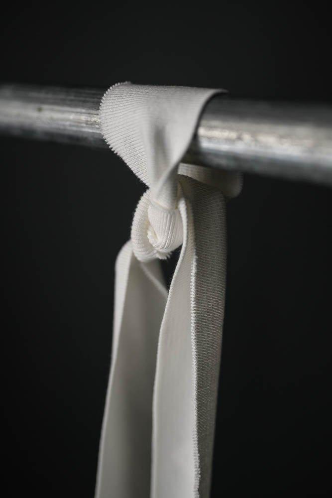 Merchant & Mills Milk Cotton Ribbing