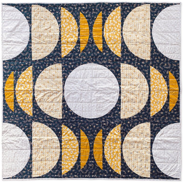 Clava Quilt Pattern by Miss Make