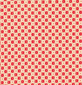 Denyse Schmidt - Chicopee - Voltage Dot - Red