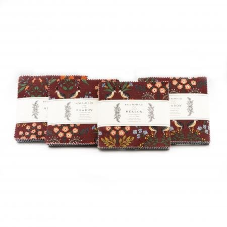Rifle Paper Co. - Meadow - 5 Charm Pack