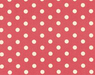 Home Dec - Tanya Whelan - Petal - French Dots - Rose