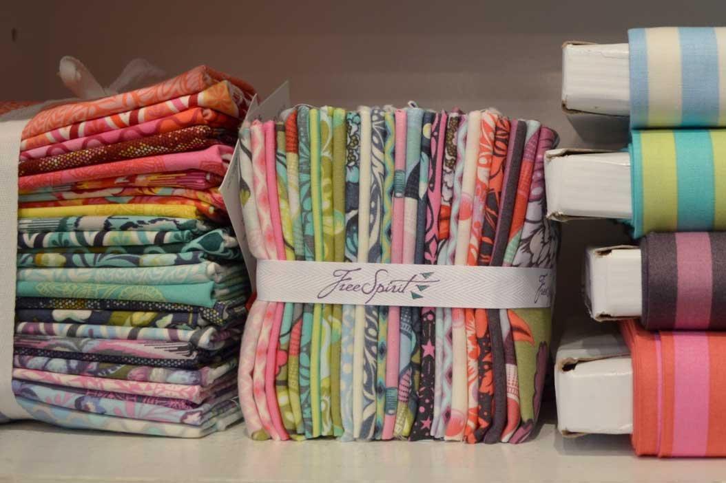 Village Fabric Shop Winston Salem North Carolina