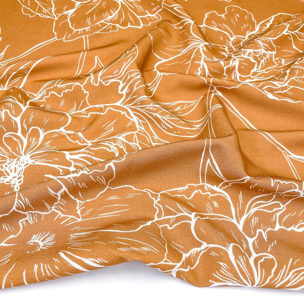 Tulum Viscose Linen Cotton Blend
