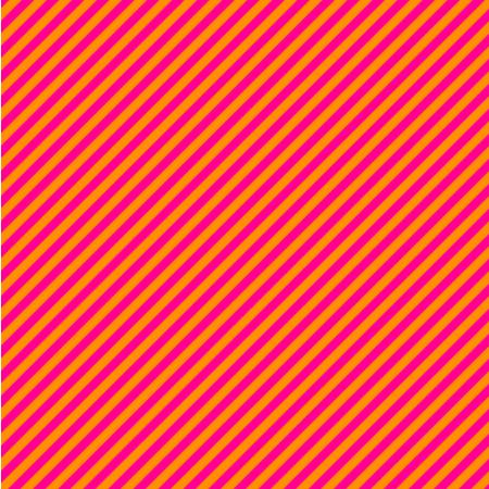 RJR Proper Stripe by Victoria Findlay Wolfe - Orange