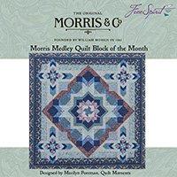 Morris Medley BOM Backing Registration