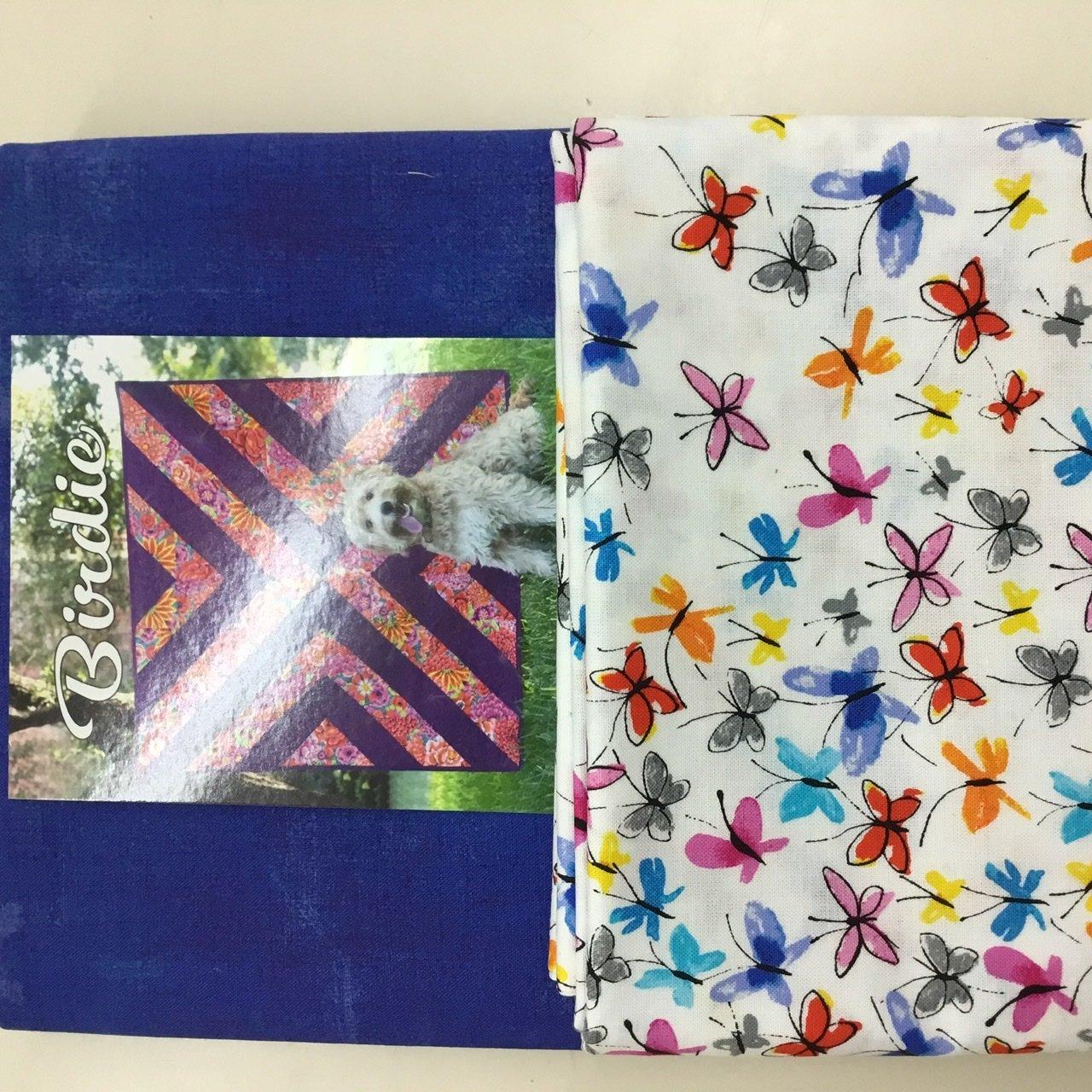 Birdie Butterfly Kit
