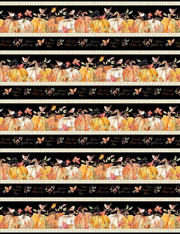 Autumn Day 33863 982 Repeating Stripe Multi