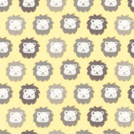 Cozy Cotton 18679-5 Yellow