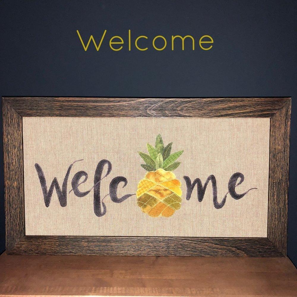 Welcome 10 X 20 Kit