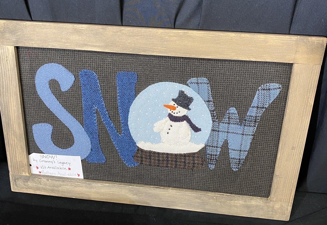 SNOW!   Kit
