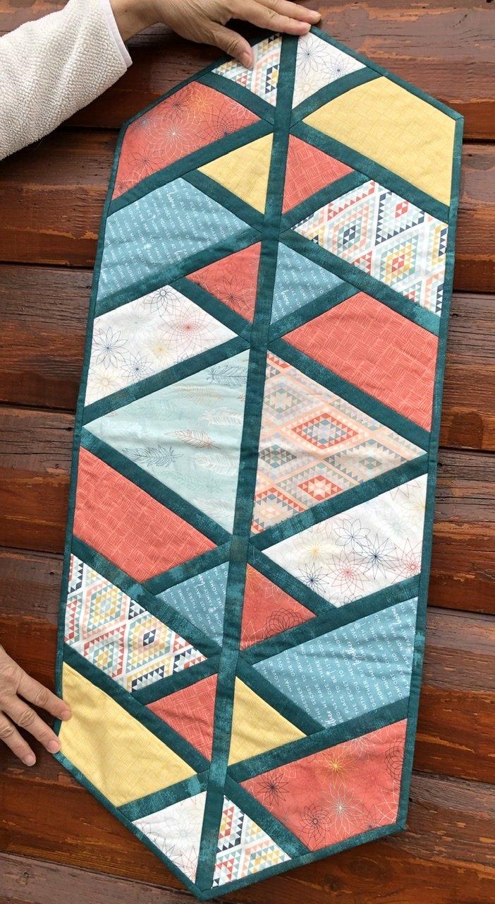 Floating Peaks Kit 15.5 x 38Feat. Dream Weaver fabrics
