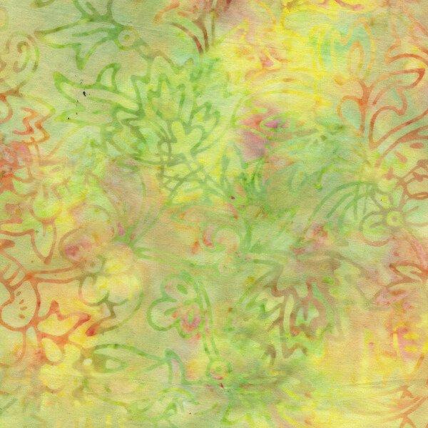 Malam Batiks 2551-1 Pistachio