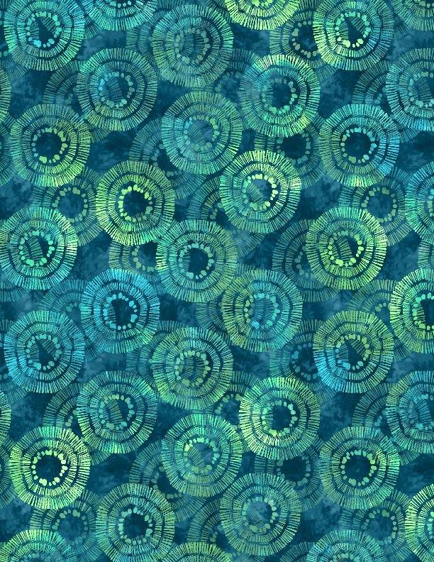 108 Circle Burst 2122-754 Teal