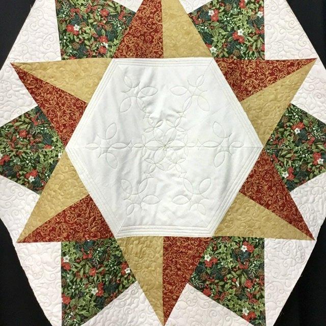 Happy Holidays Tree Skirt- 40x47