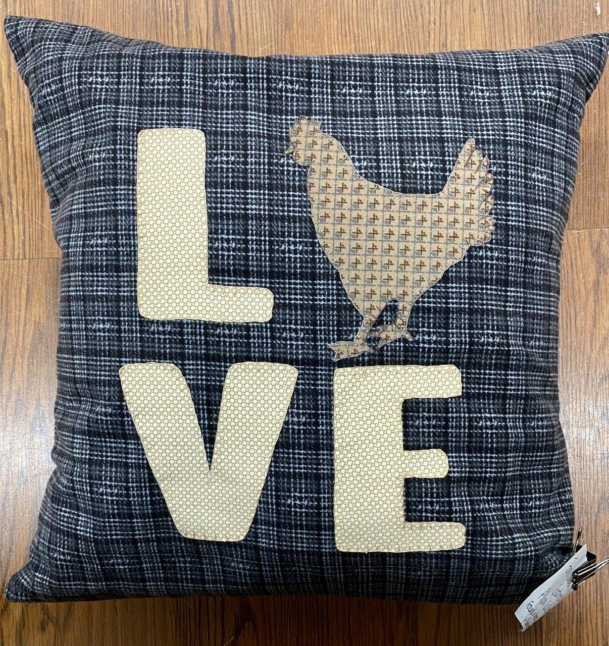Chicken Love Pillow Kit