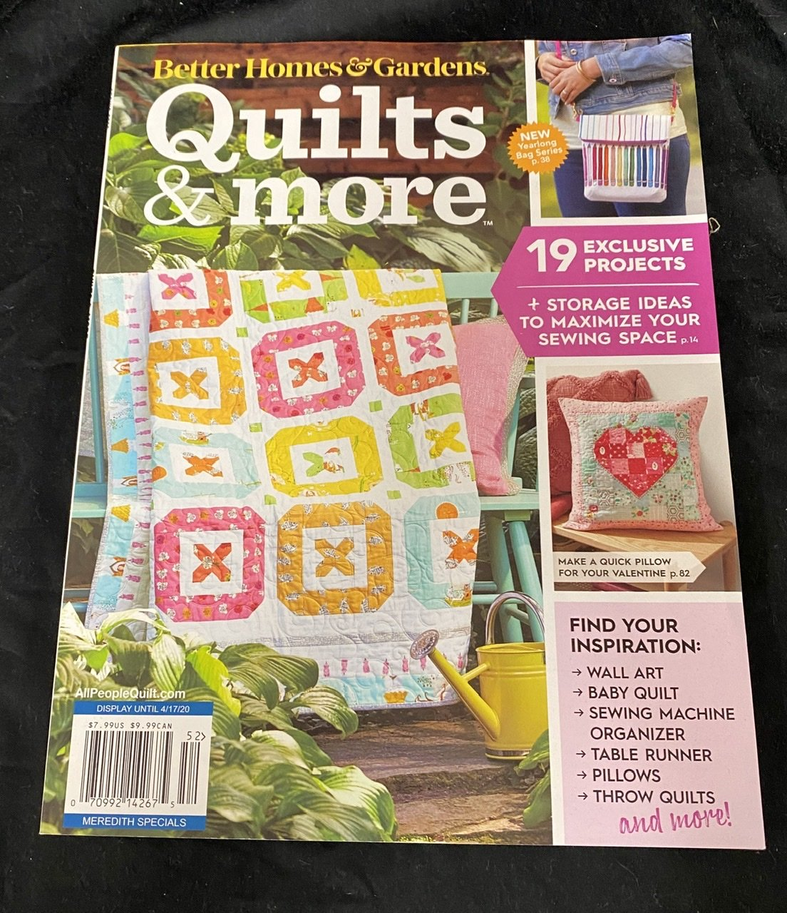 Quilts & More Magazine
