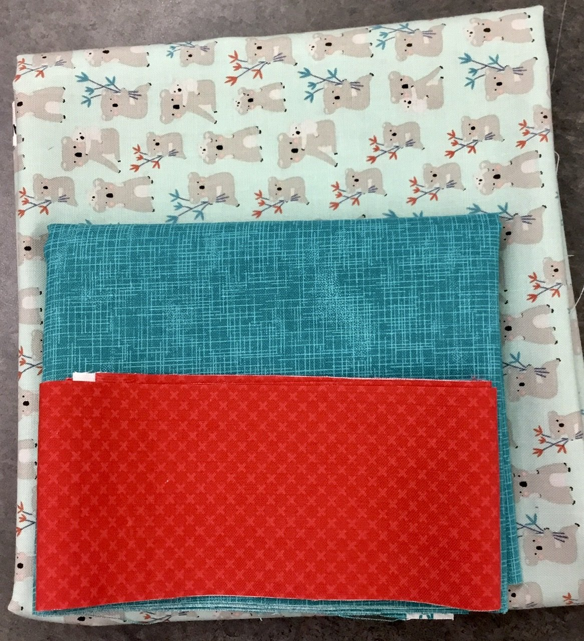 Koala pillow case kit