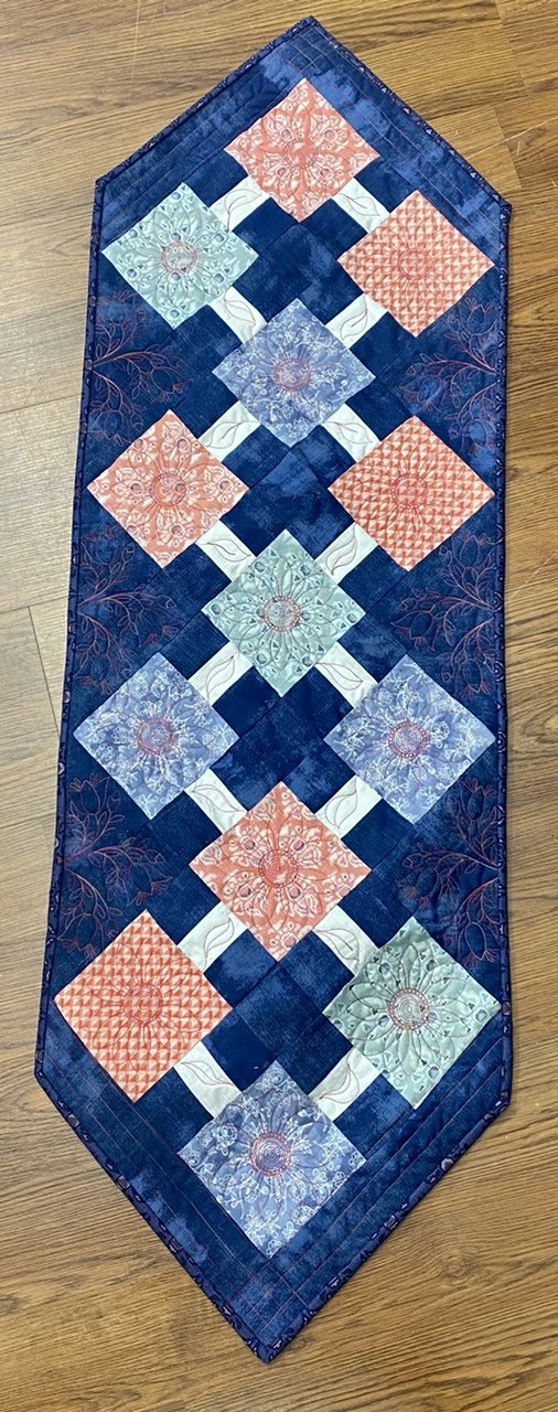 Sunkissed Table Runner
