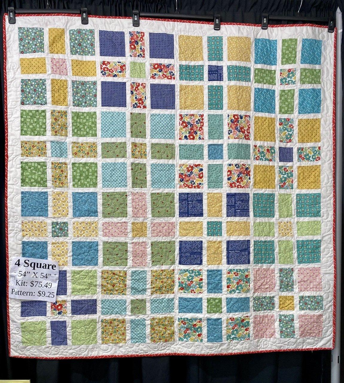 4-Square Kit