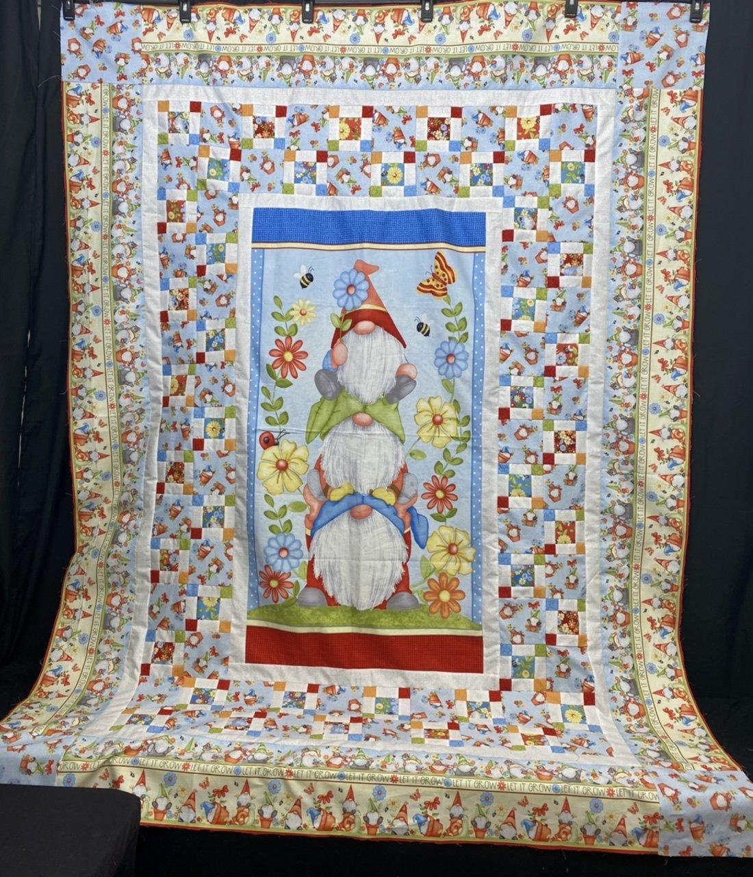 Gossamer Garden Gnome Kit 55 x 75