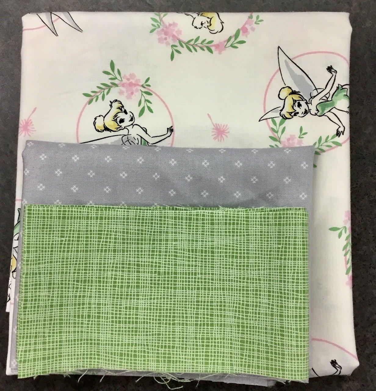 Tinker Bell pillow case kit